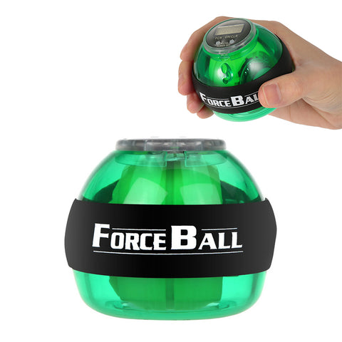 Powerball Gyroscope Grip Exerciser Green