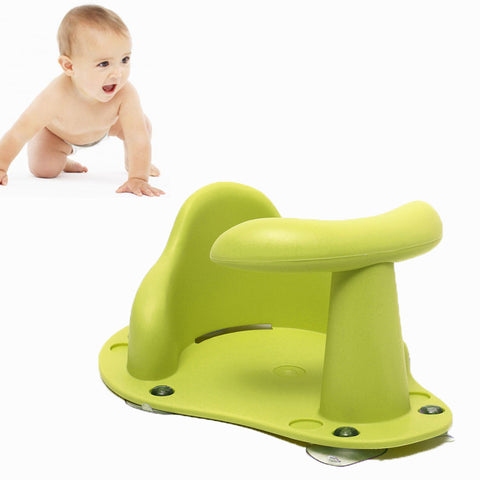 Image of Baby Bath Seat Green