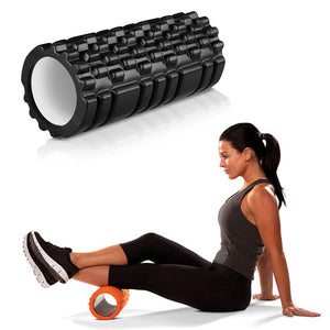 Yoga Massage Roller Black