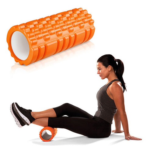 Yoga Massage Roller Orange
