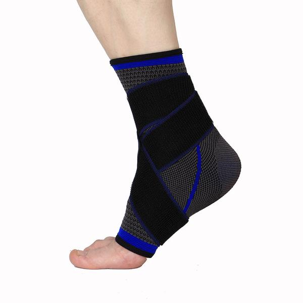 Achilles Tendon Brace Blue