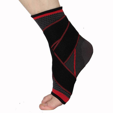 Image of Achilles Tendon Brace Red