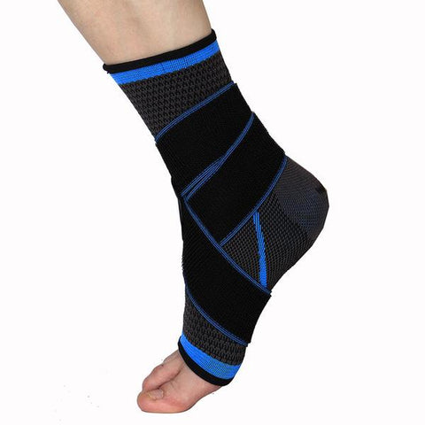 Image of Achilles Tendon Brace DodgerBlue