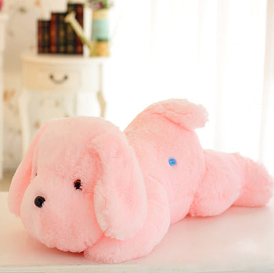 Cute Luminous Puppy Pink