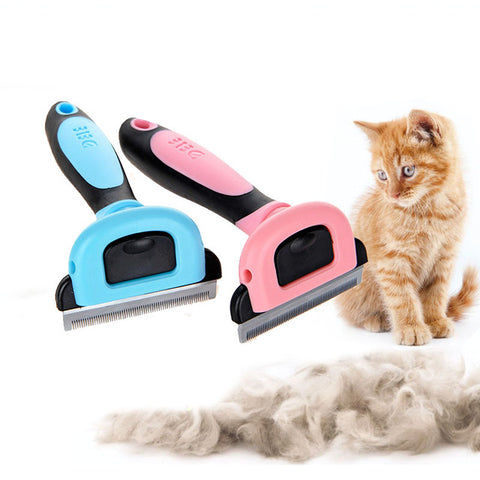 Image of Dog Shedding Brush