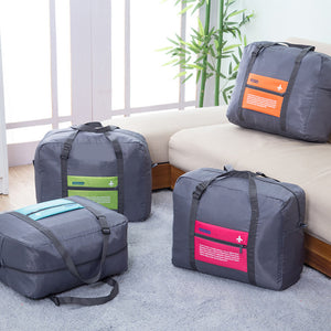 Luggage Slide Over Tote Bag