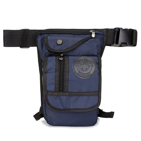 Drop Leg Travel Bag Navy