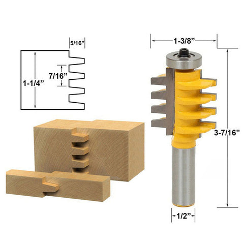 Image of Finger Joint Router Bit TL01076