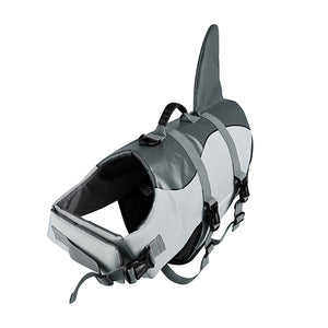 Shark Style Dog Life Jacket