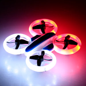 Glowing Drone
