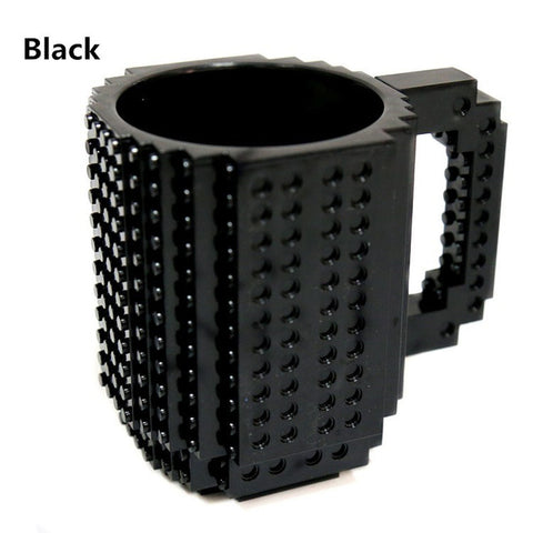 Image of Lego Mug black