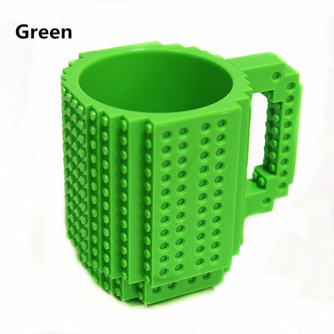 Image of Lego Mug green