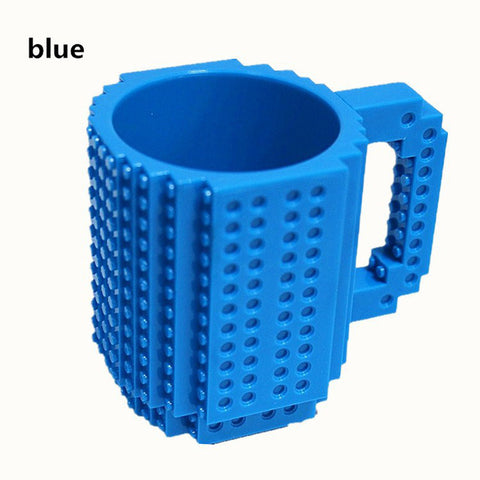 Image of Lego Mug blue