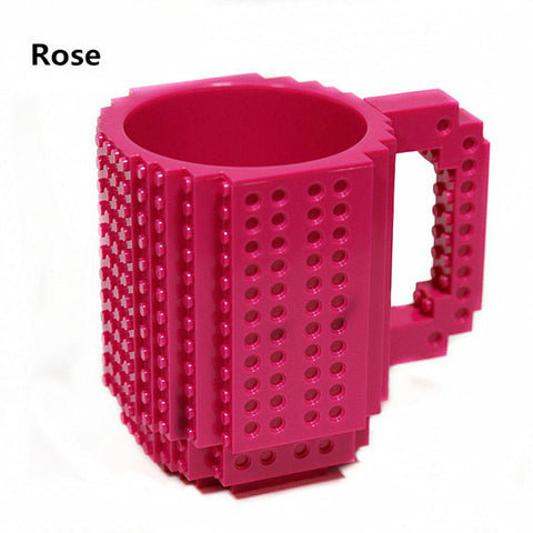 Image of Lego Mug Crimson