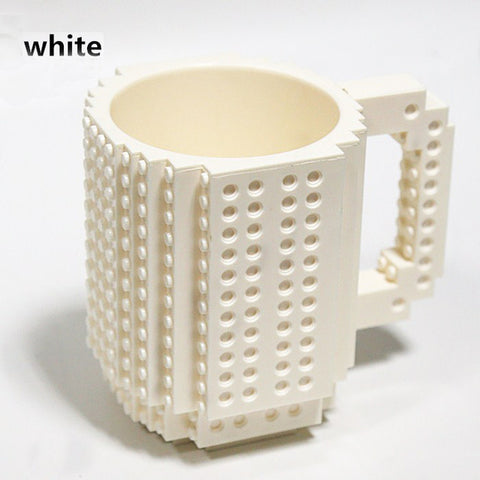 Image of Lego Mug white