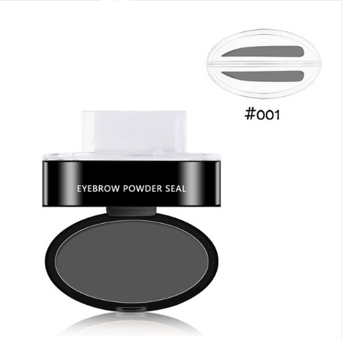 Image of Easy Eyebrow Stamp Gray / Natural