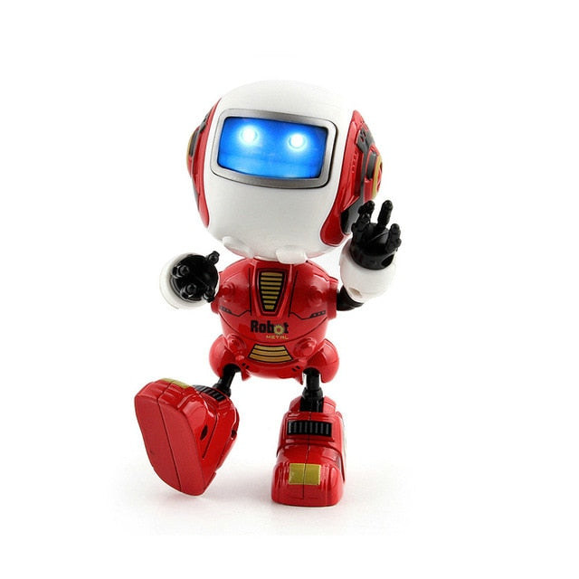 Dancing Robot Toy Red