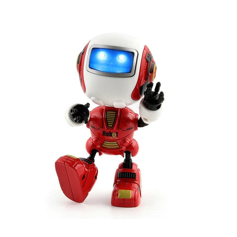 Image of Dancing Robot Toy Red