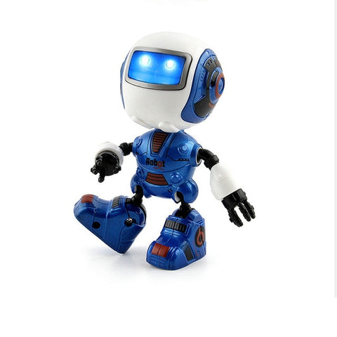 Image of Dancing Robot Toy Blue