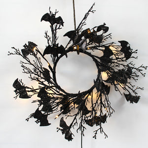 Halloween Decoration Wreath
