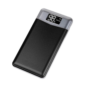 Heavy Duty Universal Power Bank Black