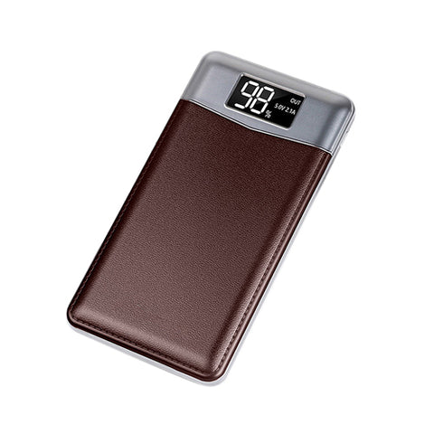 Heavy Duty Universal Power Bank Brown
