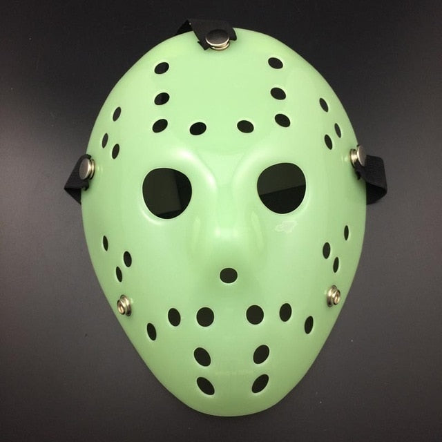 Jason Voorhees Halloween Mask PaleGreen
