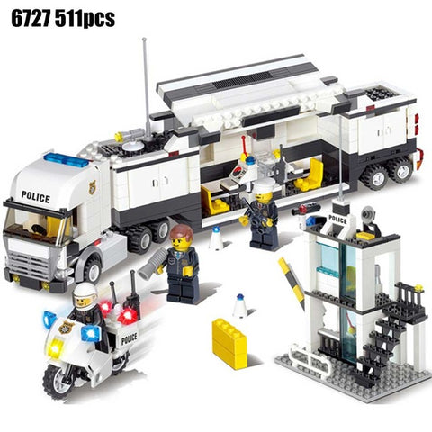 LEGO City Police Station 6727