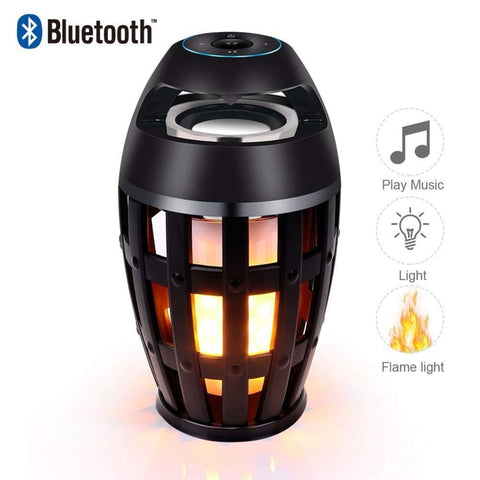 Image of Flame Wireless Bluetooth Speaker