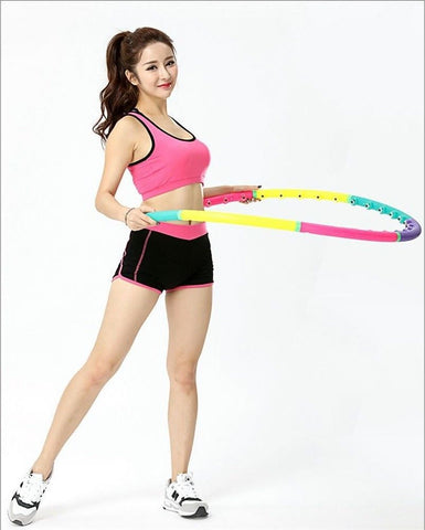 Image of Magnetic Hula Hoop