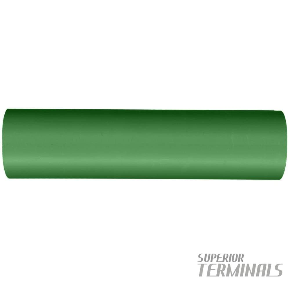 HST - Flex Dual-Wall - 25.4mm ID (1) Green 150mm L (6) - Flexible Adhesive Heat Shrink