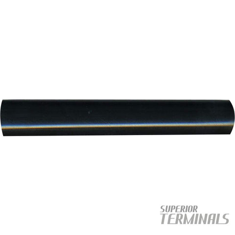 HST - Med-Duty Heavy-Wall w/Adh - 4/Pkg 4.30 ID Black 12 L - Heavy Wall Adhesv. Heat Shrink