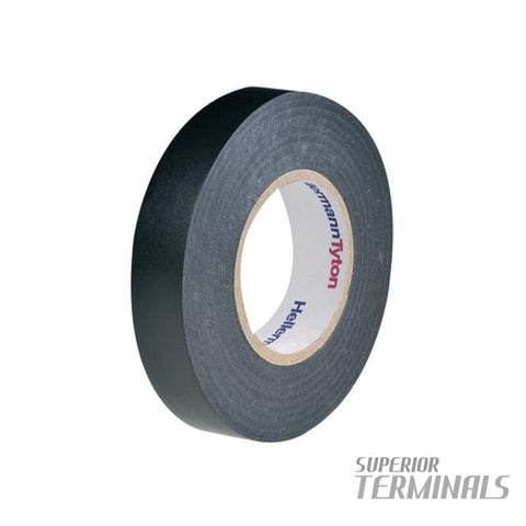 Insulation Tape Black 0.15mm x 19mm x 20M -10C to 90C - Tape