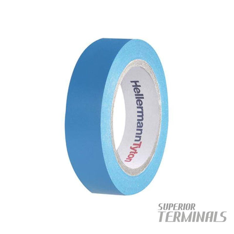 Insulation Tape Blue 0.15mm x 19mm x 20M -10C to 90C - Tape