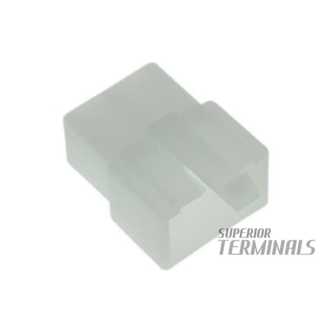 Male 4 Pin QK Type Connector Plug Housing - Male 4 Pin QK Type Connector Plug Housing - QK Connectors