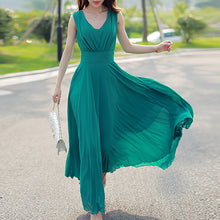 Chiffon Bohemian Dress