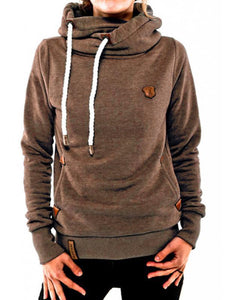 Fashion Hooded Long Sleeve Sweatershirts