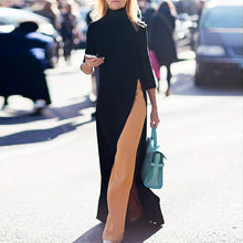 Autumn Knitted Stretch Dress