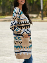 Geometric Pattern Sweater