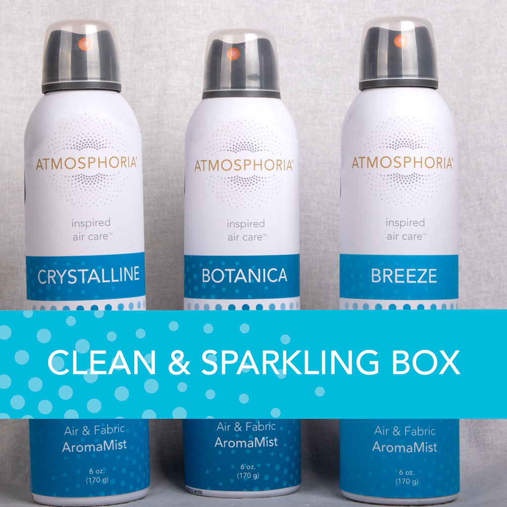 Clean & Sparkling Box