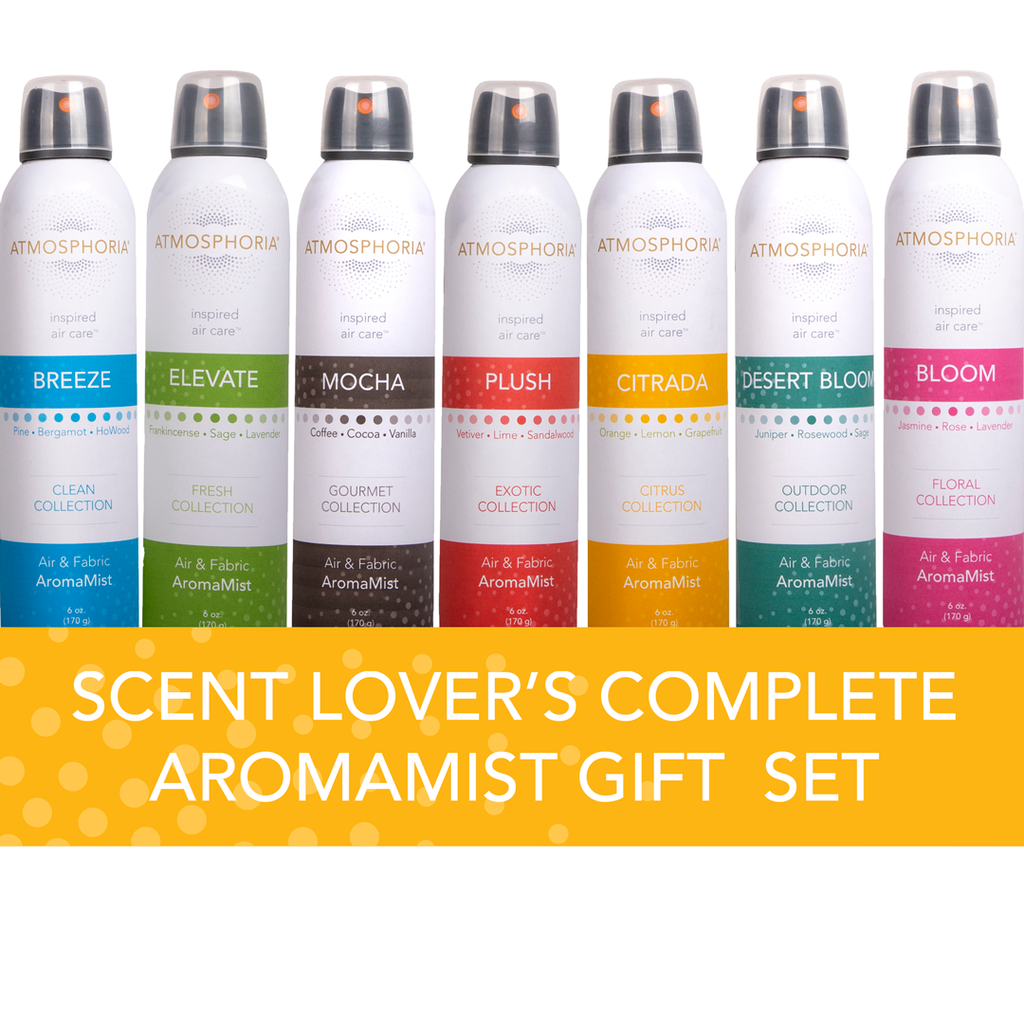 Scent Lover's Complete Box Set