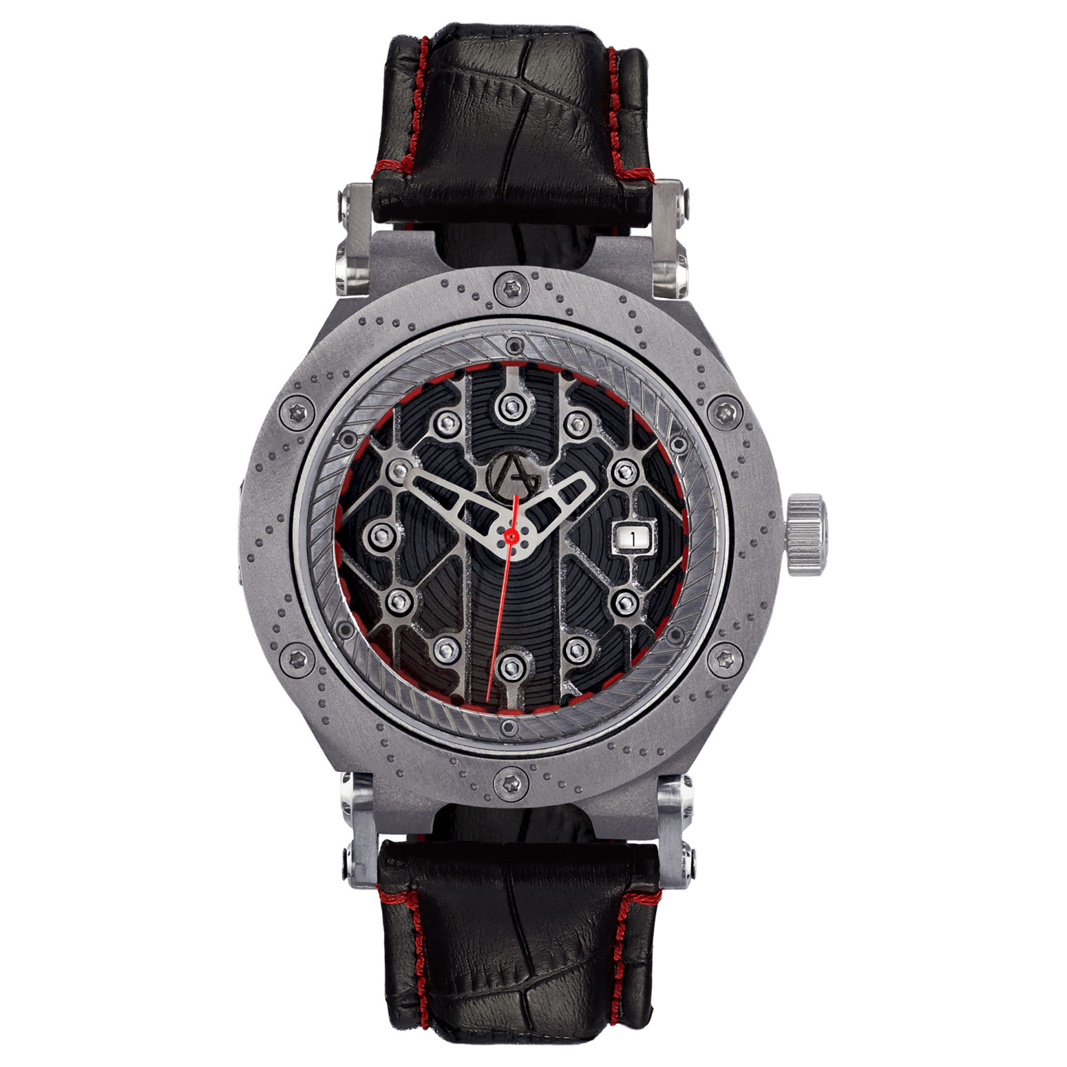 Synchro Black Groove Limited Edition Automatic