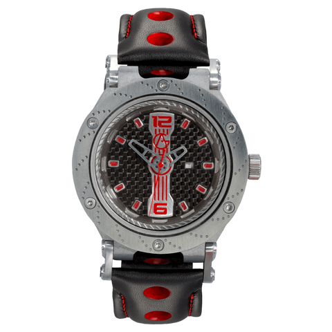 Synchro Carbon Red