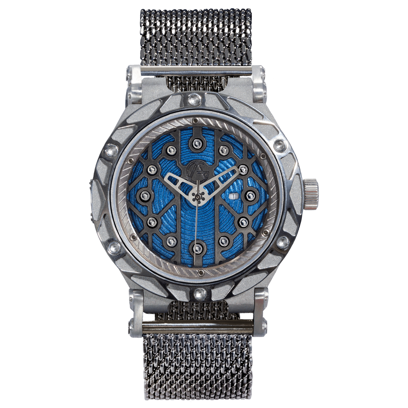 Synchro Electric Blue Groove LImited Edition