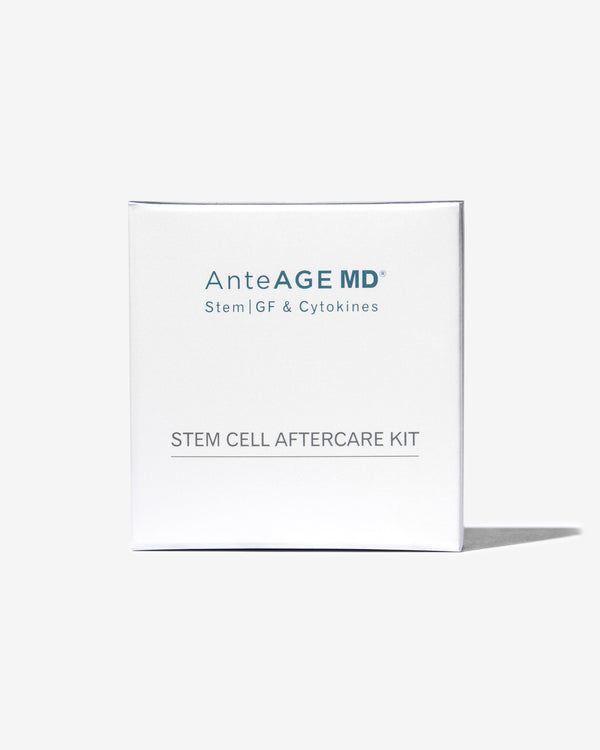 AnteAGE MD Stem Cell Aftercare Kit