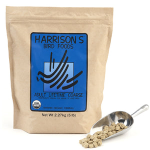 Harrison Bird Food Adult Lifetime Coarse