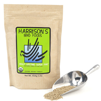 Harrison Bird Food Adult Lifetime Super Fine