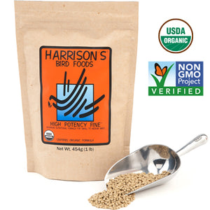 Harrison Bird Food High Potency Fine