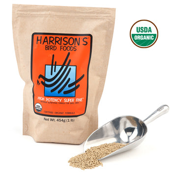 Harrison Bird Food High Potency Super Fine
