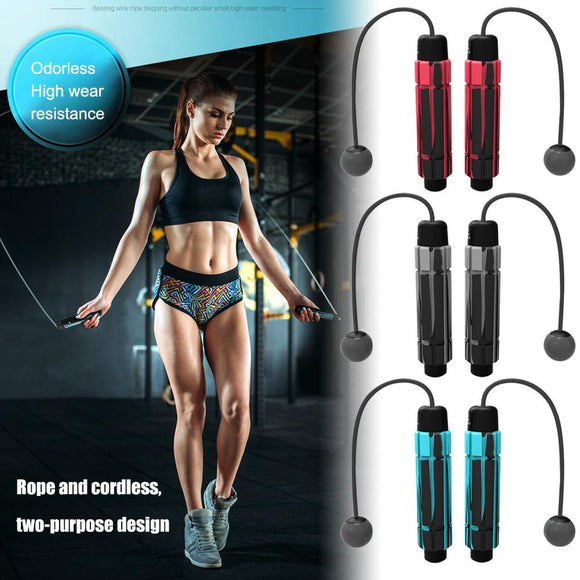 Wireless Adjustable High Speed Jump Rope